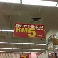 Photo taken at Daiso by Nadhirah M. on 11/25/2012