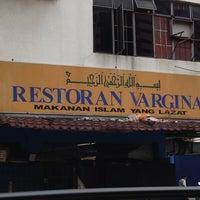 Photo taken at Restoran Vargina, Bandar Baru Sentul by Samuel T. on 8/11/2013
