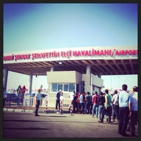 Photo taken at Şırnak Şerafettin Elçi Airport (NKT) by Fatih K. on 7/26/2013