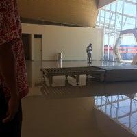 Photo taken at Sultan Muhammad Kaharuddin airport Sumbawa Besar by Lily P. on 10/25/2017