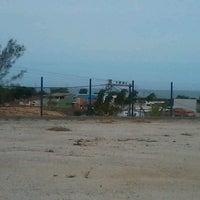 Photo taken at Paragon Offshore (Novo Cavaleiros base) by Carlos Augusto R. on 5/13/2013