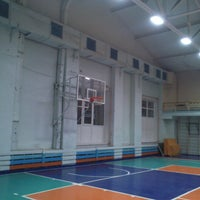 Photo taken at FRIDAY BASKETBALL 74 by Ivan A. on 12/20/2013