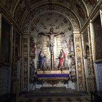Photo taken at Igreja Da Misericórdia De Esposende by ミ★ яєиαŧα ρ. on 3/27/2014