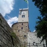Photo taken at Ljubljana Castle by Александр В. on 6/14/2013