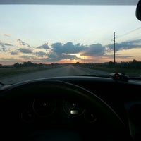 Photo taken at I-43 North by Brian P. on 8/16/2013