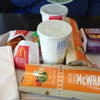 Photo taken at McDonald's by karina c. on 3/22/2013