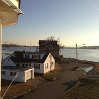 Photo taken at Mystic Yachting Center by Wil H. on 11/17/2012