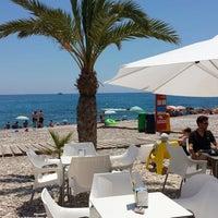 Photo taken at Chiringuito playa Varadero by Francesc S. on 7/5/2014