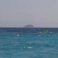 Photo taken at Chiringuito playa Varadero by Francesc S. on 8/24/2013
