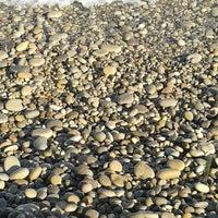 Photo taken at Chiringuito playa Varadero by Francesc S. on 8/15/2013