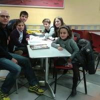 Photo taken at Burguer King by Francesc S. on 1/2/2014