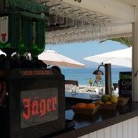 Photo taken at Chiringuito playa Varadero by Francesc S. on 6/14/2014