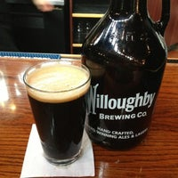 Photo taken at Willoughby Brewing Company by Eric B. on 8/31/2013