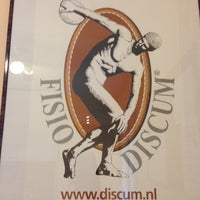 Photo taken at Discum Fysiotherapie by Nathan M. on 10/2/2012