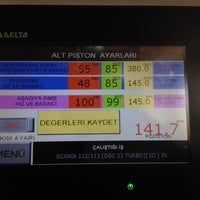Photo taken at Elzem otomotiv by Kemal on 6/30/2014
