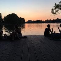 Foto tirada no(a) Inselgarten por Matteo G. em 5/29/2018
