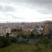 Photo prise au Parc del Guinardó par Cihangir T. le3/16/2013