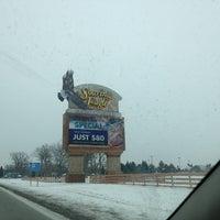 1/27/2013 tarihinde Ginger E.ziyaretçi tarafından Soaring Eagle Casino & Resort'de çekilen fotoğraf