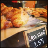 Photo taken at Benjamin's French Bakery Cafe by Claire M. on 2/13/2013