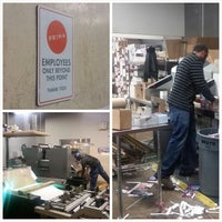 Photo taken at Prima Printing by Kenneth C. on 2/21/2015
