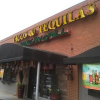 Photo taken at Tacos & Tequilas Mexican Grill by Kenneth C. on 5/3/2013