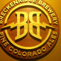 Photo taken at Breckenridge Brewery & Pub by M on 12/8/2012