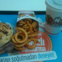 Photo taken at Arby's by BurcuF . on 7/6/2013