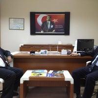Photo taken at Tekirdağ İl Çevre ve Şehircilik Müdürlüğü by Mahmut H. on 3/27/2013