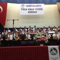 Photo taken at Tekirdağ BB Kültür Merkezi by Mahmut H. on 4/13/2013