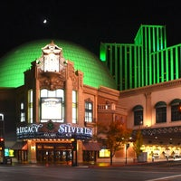 Photo taken at Silver Legacy Resort Casino by Silver Legacy Resort Casino on 2/3/2014