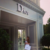Photo taken at Christian Dior by Anna P. on 8/16/2013