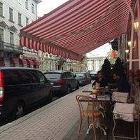 Снимок сделан в Caffe Centrale пользователем Kirill B. 5/14/2013