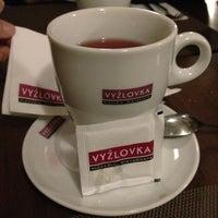 Photo taken at Pizzeria Vyžlovka by Aneta P. on 11/29/2012