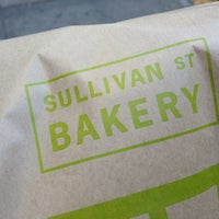 Photo taken at Sullivan Street Bakery by Dan S. on 1/10/2013