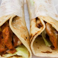 Photo taken at The Kati Roll Company by Dan S. on 5/16/2013
