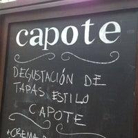 Foto tomada en Capote por condesa140 el 1/18/2013