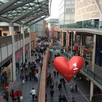 Photo taken at Liverpool ONE by Heather R. on 2/16/2013