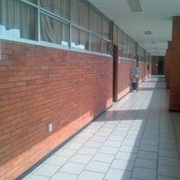Photo taken at Universidad Latina de America by Karina C. on 11/12/2012