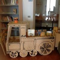 """Foto scattata a Biblioteca """"Fabrizio Trisi"""" da Gianni F. il 11/10/2012"""