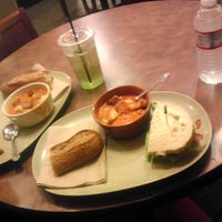 Photo taken at Panera Bread by Angela P. on 11/14/2012