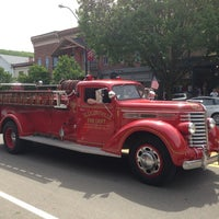Photo taken at Downtown Ellicottville by Biz T. on 5/27/2013