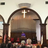 Photo taken at First Baptist Church by Biz T. on 3/5/2017