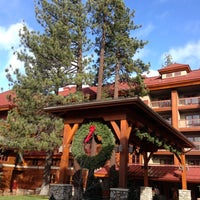 Photo taken at Grand Residences by Marriott, Lake Tahoe by Biz T. on 12/1/2012