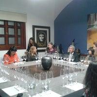 10/11/2013 tarihinde Paola G.ziyaretçi tarafından El Club del Vino Mexicano'de çekilen fotoğraf