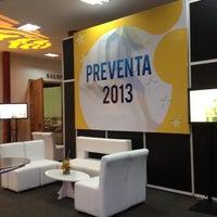 Photo taken at Centro Internacional de Exposiciones Caracas (CIEC) by Carlos M. on 11/13/2012