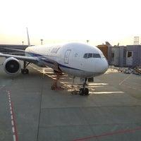 Photo taken at NRT - GATE 53 (Terminal 1) by Tony F. on 3/7/2013