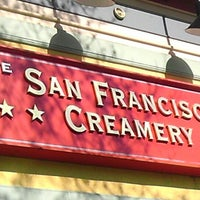 Photo taken at San Francisco Creamery Co. by Diamand D. on 3/23/2013