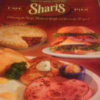 Photo taken at Shari's Cafe and Pies by Diamand D. on 2/10/2013