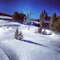 Photo taken at Peak 8 Breckenridge by Chris J. on 12/12/2012