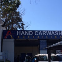 Photo taken at A1 Hand Carwash by Brian H. on 11/8/2013